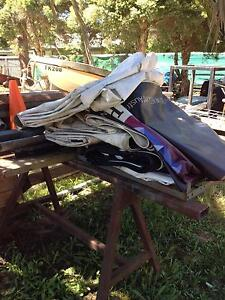 Quality tarps. Great for covering the boat, caravan etc. Eildon Murrindindi Area Preview
