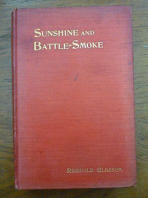 1907 Sunshine   Battle Smoke Glossop Russo Japanese War Journalist Jiu Jitsu
