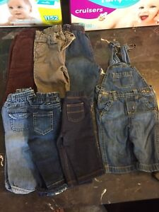 Boys 3-6 Month clothing lot