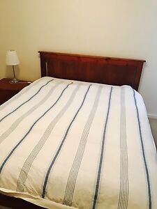 Queen bed and matress West Perth Perth City Area Preview