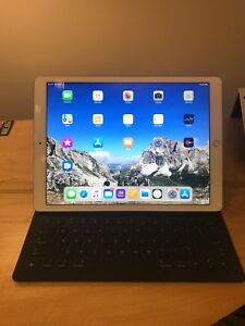 iPad Pro 2nd Gen. 12.9 with A. Pencil/A. keyboard/ case