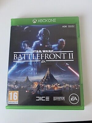 Star Wars Battlefront 2 For Xbox One