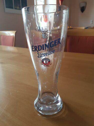 2 erdinger weizengläser 0.5 L plus ein 0.5 König Ludwig alkoholfrei weizenglas