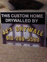 JJ's Drywall & Renovations