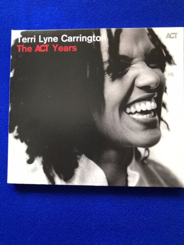 NEW+Terri+Lyne+Carrinton+The+ACT+Years+Jazz+ACT+CD+Promo+Copy+2015