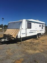 2007 Roadstar Voyager Sapphire Offroad Gladstone Gladstone City Preview