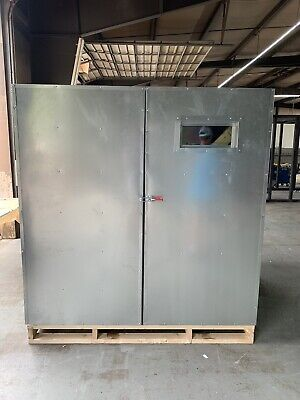 6x6x6 Gas Powder Coating Batch Oven  Free Shipping