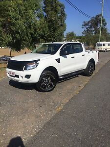 2012 FORD RANGER PX XL HI-RIDER Surfers Paradise Gold Coast City Preview