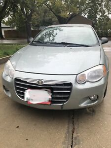 Safetied 2006 Chrysler Sebring Touring