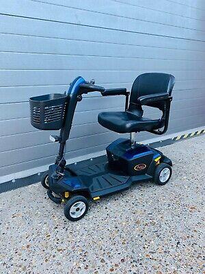 Pride Apex Rapid Car Boot Portable Mobility Scooter inc Suspension & Warranty