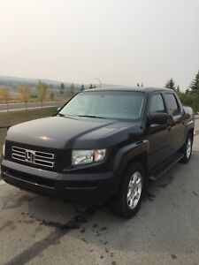 2008 Honda Ridgeline EX-L 4WD W/Sunroof / Leather / Remote Start