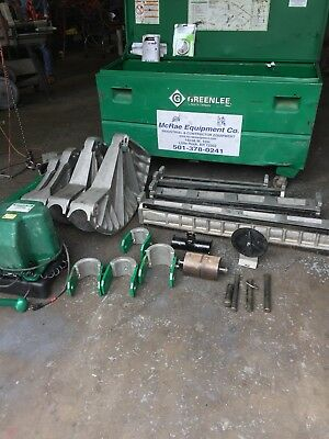 Greenlee 881ct 980 Conduit Bender