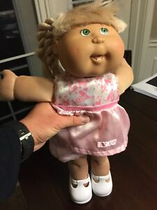 Girl Cabbage Patch Kid