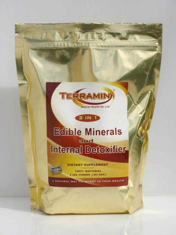 Terramin Powder 2 lbs Calcium Montmorillonite Clay
