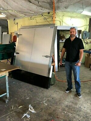 Walk In Coolers Freezers 5pallet Doors Custom Built To Fitt Any Makes 2500.00