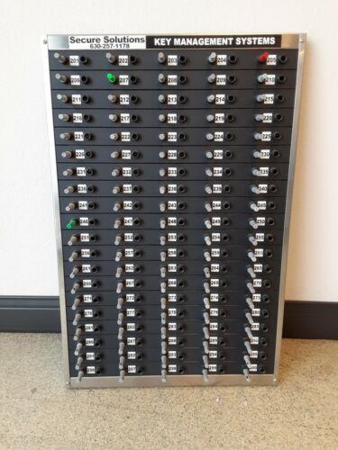 Dealership key lock board