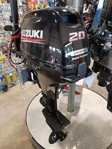 2017 Suzuki DF20AES