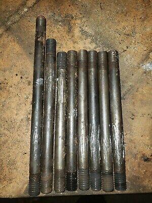 Farmall F20 Tractor Engine Block Studs 8 Ihc Parts