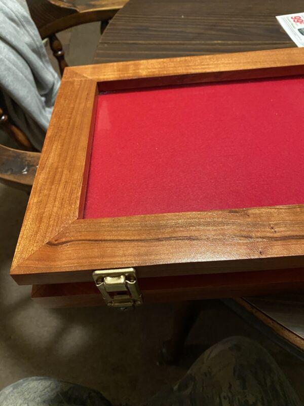 Arrowhead Display Case