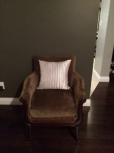 Moving sale - Bombay accent chair