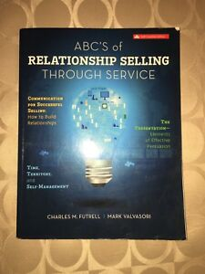 ABC's of Relationship Selling Through Service textbook
