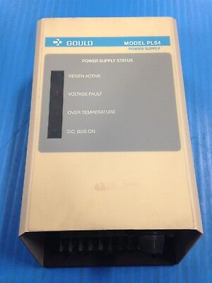 Used Gould Model Pls4 Power Supply 110-0108 L10-7