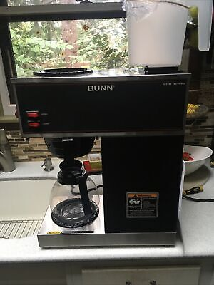Bunn Coffee Maker Commercial Vpr