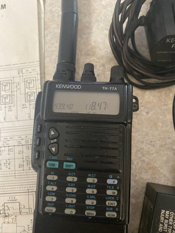 kenwood th-77a