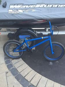 Verde theory bmx bike