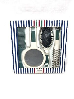 Vintage Goody Hair Brush 4pc Gift Set for sale  Shipping to India