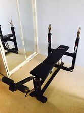 Weight lifting bench Randwick Eastern Suburbs Preview