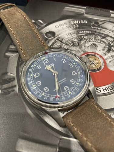 ORIS Big Crown Pointer Date - watch picture 1