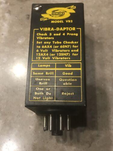Sencore Model VB2 Vibra-Dapter - $20.00