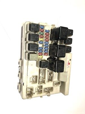 2006 nissan altima fuse box for sale through. Black Bedroom Furniture Sets. Home Design Ideas
