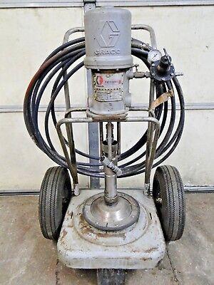 Graco President Pneumatic Air Pump Sprayer 207-352 206-790 We Ship