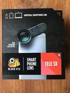 Universal smart phone lens