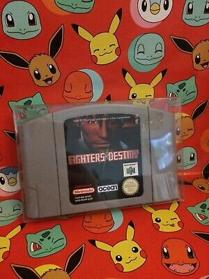 n64 fighters destiny - cart only