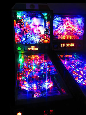 Last Action Hero Complete LED Lighting Kit custom SUPER BRIGHT PINBALL LED KIT