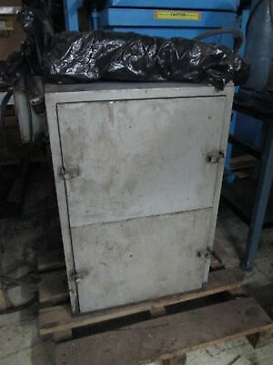 Torit Model 66 12hp 220440v 3ph Dust Collector Wfoot Operated Filter Shaker