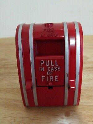 Est Edwards Siga-270 Fire Alarm Addressable Pull Station