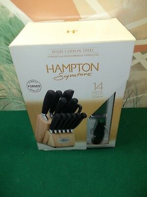 Hampton Forge Hampton Signature  14-Piece Knife Block Set