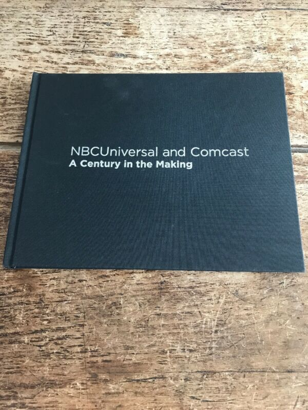 NBC Universal & Comcast Merger A Century in the Making 2011 Movie TV Radio Cable