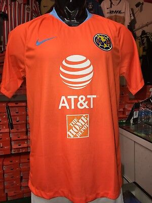 27eacd9cb Nike Club America Official 2018 2019 Third Soccer Jersey Size M
