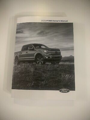 2020 FORD F150 F-150 TRUCK FACTORY OWNERS MANUAL + NAVIGATION ALL MODELS OEM