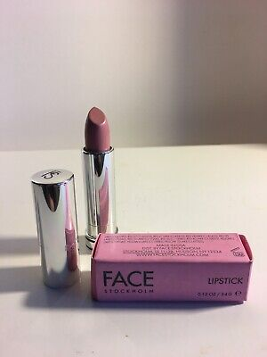 FACE Stockholm Lipstick New In Box Faded Rose
