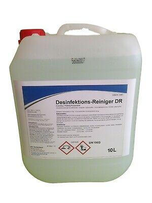 Desinfektionsreiniger DR - 10 L KONZENTRAT zur Oberflächen-Desinfektion