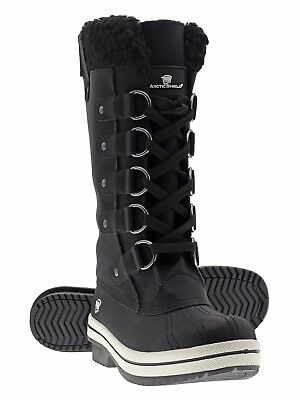 Arctic Shield Womens Insulated Waterproof Winter Snow Boots