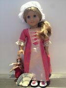 Retired American Girl Doll Elizabeth