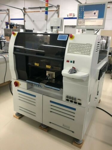 Universal Instruments GSMxs 5785A Advanced Semiconductor Pick and Place Machine