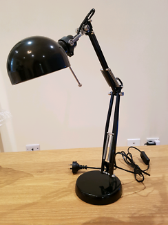 IKEA Worklamp with lightbulb